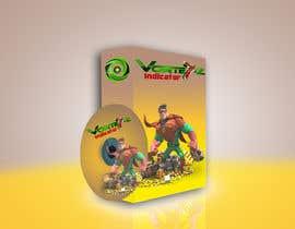 #8 for Design me a 3d Box Cover for VorteXz Indicator ! af gerardolamus
