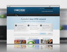 #10 untuk Website Design for ONECASH LIMITED (ONE CASH) oleh andrewnickell