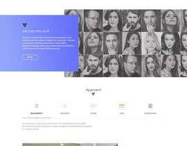 #6 for Graphic Design: Mockups Refreshing Company Website by CodePixelsSmart