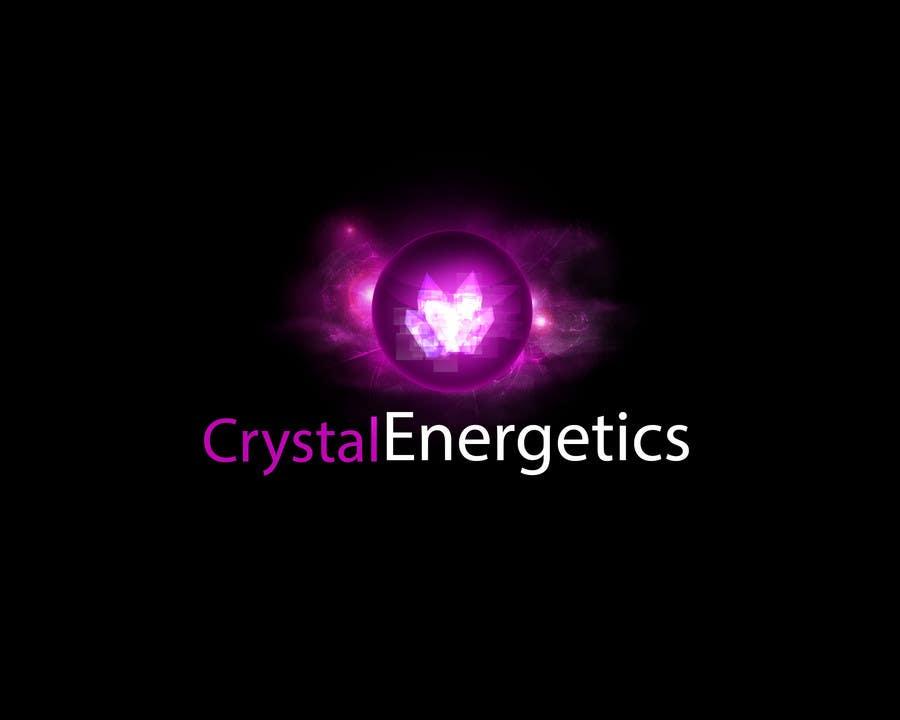 Конкурсная заявка №152 для Logo Design for Crystal Energetics