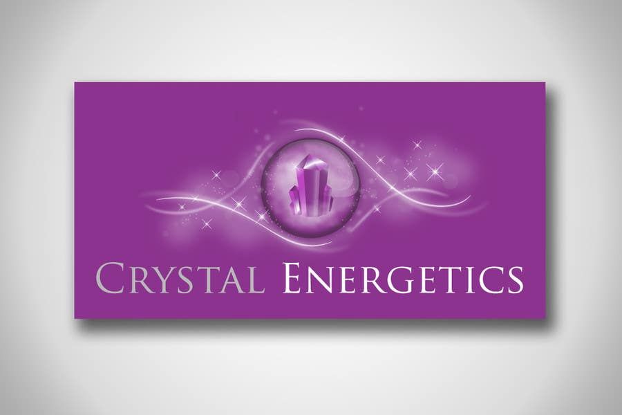 #108 for Logo Design for Crystal Energetics by architechno23