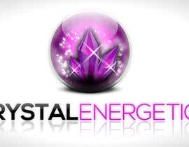 nº 102 pour Logo Design for Crystal Energetics par ganzio
