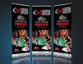 #27 para Casino graphic design for contest. Flyer and poster. por rhrvirus