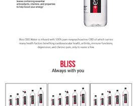 nº 6 pour Website Design for Classy/Sporty Water Bottle Design par anthonylm