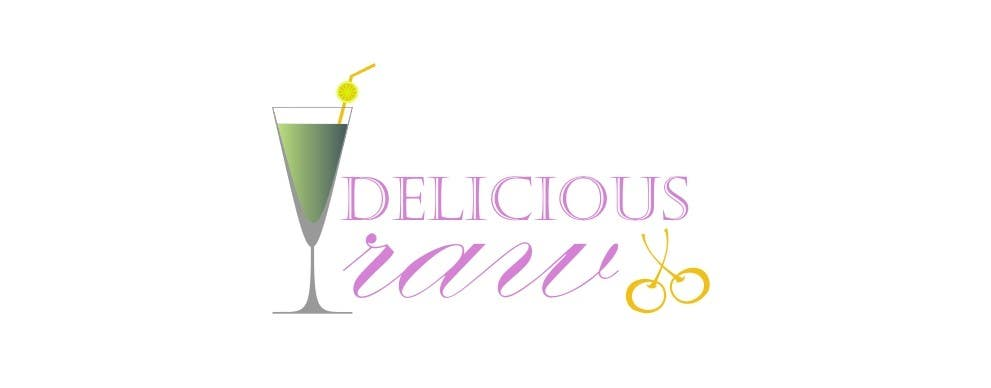 Bài tham dự cuộc thi #                                        57                                      cho                                         Logo Design for Delicious Raw