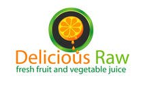 Graphic Design Entri Peraduan #49 for Logo Design for Delicious Raw