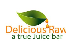 #6 for Logo Design for Delicious Raw af woow7