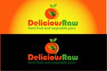 Graphic Design Entri Peraduan #45 for Logo Design for Delicious Raw