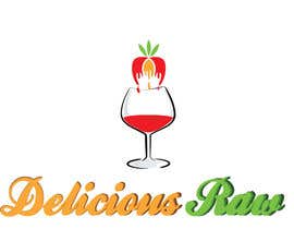 #34 untuk Logo Design for Delicious Raw oleh designcreativevw