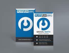 #431 for Design Business Card for Platinum Era Club by iqbalsujan500