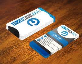 #433 for Design Business Card for Platinum Era Club by mfnur