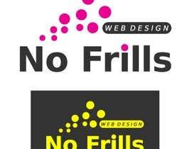 Nro 83 kilpailuun Logo Design: No Frills Web Design käyttäjältä vstankovic5