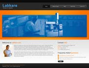Contest Entry #44 for Website Design for Labcare LLC