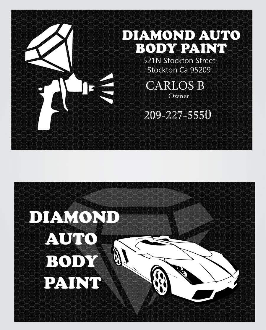 Entry #18 by pankajneoarks for logo/business card for Automotive ...