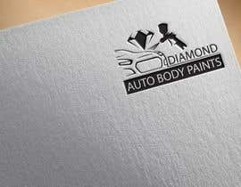 #20 for logo/business card for Automotive body/ paint shop by cafy
