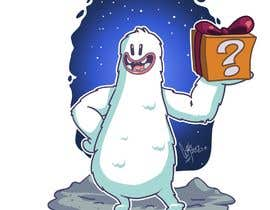 #19 for Design a new mascot / character for my brand (Yeti) by atanasovskigorgi