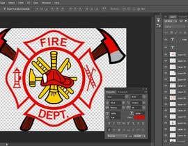 #18 untuk Vectorize crest with editable text oleh nasta199630