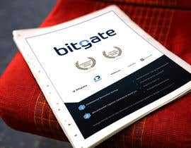 tabooarts tarafından Urgent Project: Design Full-page Newspaper Ad for BitGate (Guaranteed awarded Within 12 Hours!) için no 74