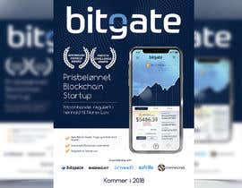 georgeassan93 tarafından Urgent Project: Design Full-page Newspaper Ad for BitGate (Guaranteed awarded Within 12 Hours!) için no 159
