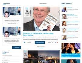 Webicules tarafından Design PSD for blog için no 15