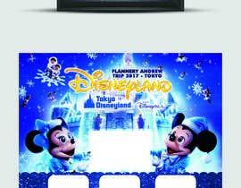 murugeshdecign tarafından Disney pin display artwork design için no 11