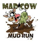 #54 for Logo Design for Mad Cow Mud Run by artinearth