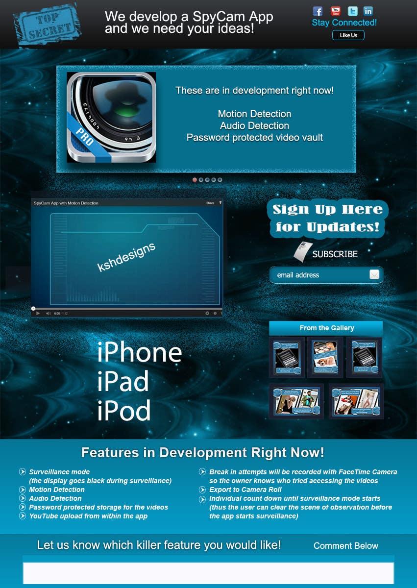 #14 for Website Design for Company by kshdesigns