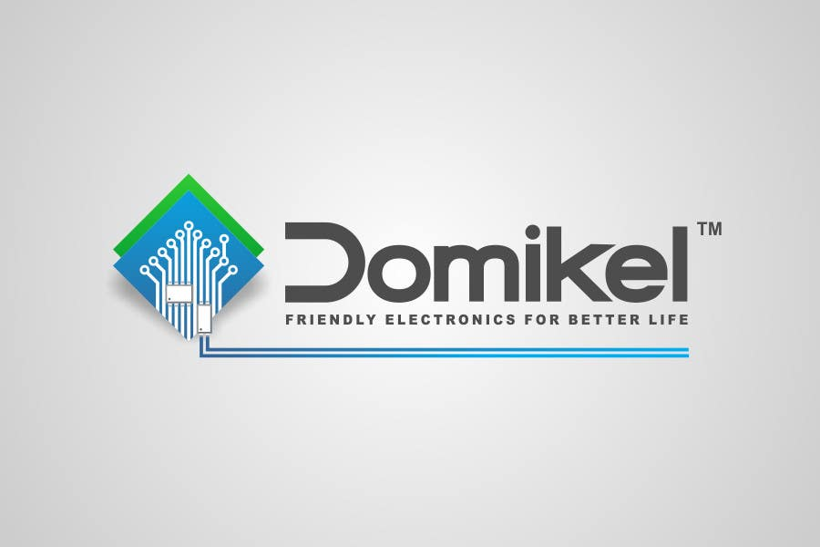 #535 for Logo Design for Domikel by dimitarstoykov