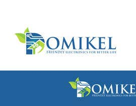 nº 286 pour Logo Design for Domikel par nileshdilu
