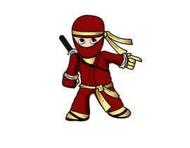 #47 for Kids Ninja Illustration af almaktoom