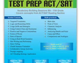 #33 for Flyer ACT Prep by skkumarpal85