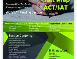 #2 for Flyer ACT Prep by SKonas
