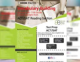 #10 para Flyer ACT Prep por PixelPalace