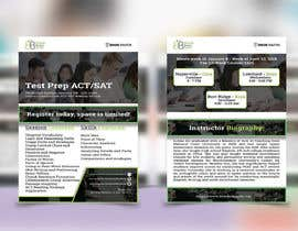#28 para Flyer ACT Prep por PixelPalace