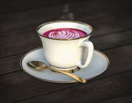 #16 for Photoshop 3 Cups: Height, Steam, Latte Art, Green Colour af rafky81