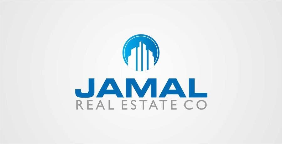 #88 for Logo for Jamal Real Estate Co. by trying2w