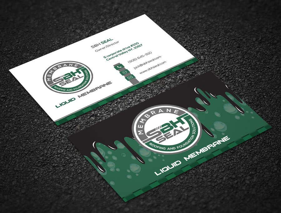 Entry #102 by Propergraphic for Design Nice Business Cards ...