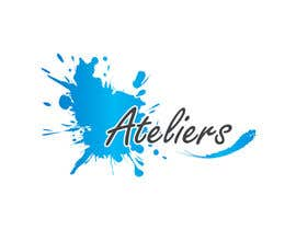 #257 for Logo Design for ateliers by Rajmonty