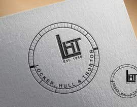 #46 for Logo for intitials LHT incorporating a clockface by linxme