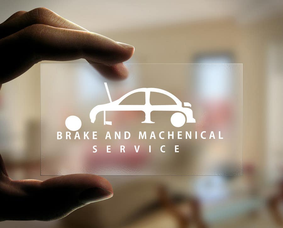 Penyertaan Peraduan #                                        13                                      untuk                                         Design a Logo for Brake & Mechanical Service