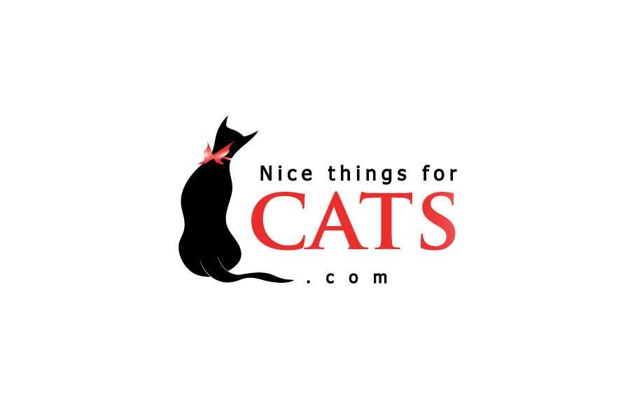 Contest Entry #59 for Logo Design for Nicethingsforcats.com