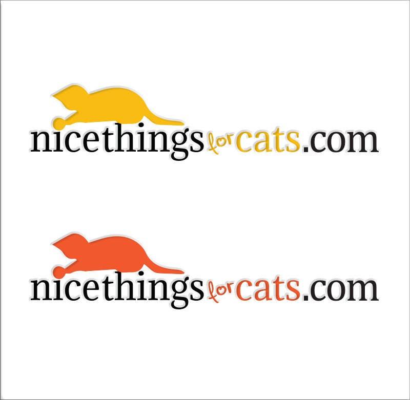 Contest Entry #189 for Logo Design for Nicethingsforcats.com