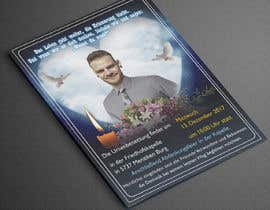 #19 cho Looking for new flyer for my died friend bởi Alexander7117