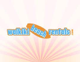 #41 for Logo Design for WaikikiBeachRentals.com by rakownz