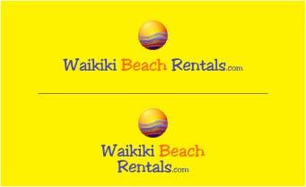 Inscrição nº                                         10                                      do Concurso para                                         Logo Design for WaikikiBeachRentals.com
