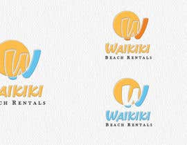 #42 for Logo Design for WaikikiBeachRentals.com by yanninicolaides