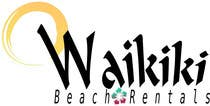 Graphic Design Конкурсная работа №21 для Logo Design for WaikikiBeachRentals.com