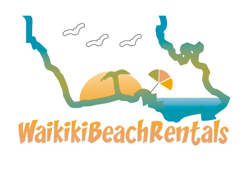 Конкурсная заявка №45 для Logo Design for WaikikiBeachRentals.com