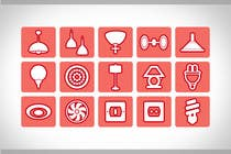 Proposition n° 84 du concours Graphic Design pour Illustration Category Header/Tile Design for Coronet Lighting