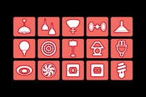 Proposition n° 85 du concours Graphic Design pour Illustration Category Header/Tile Design for Coronet Lighting